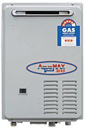 Aquamax Continuous flow