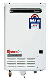 Rheem Continuous Flow Hot Water