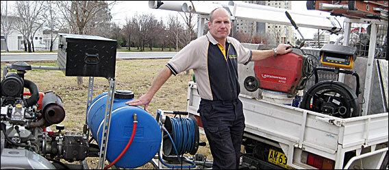 emergency plumbing Canberra