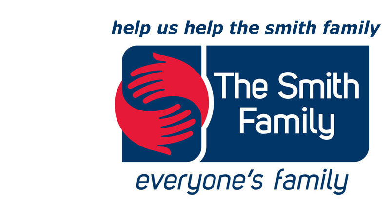 help us help the smith family