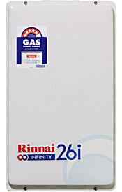 rinnai continuous flow hot water system internal