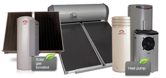 solar hotwater systems