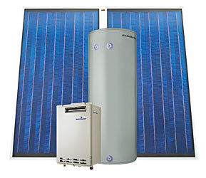 Kelvinator Solar Hot Water