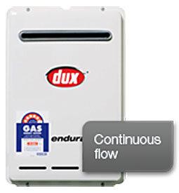 dux continuous flow