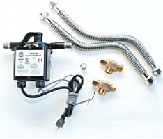 instant hot water circulating system
