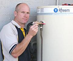 temperature pressure valve