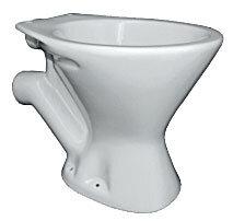 P Trap toilet bowl