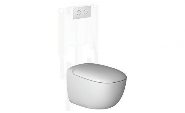 choosing a concealed toilet cistern
