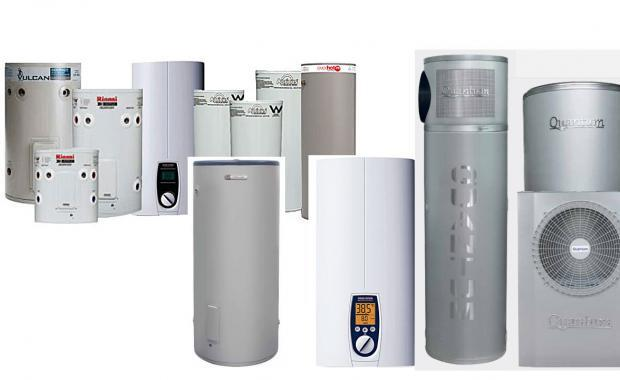choosing a electric hot water systems