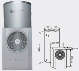split heat pump hot water heater