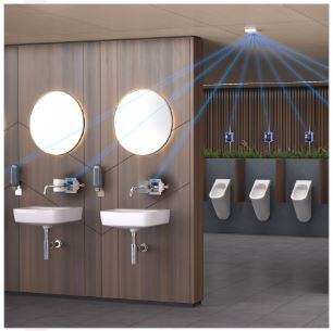 Caroma Smart Command bathroom products