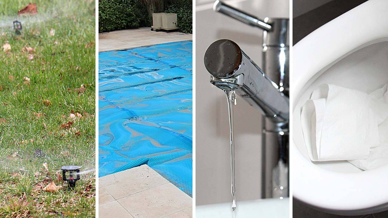 Tips about saving water in your home