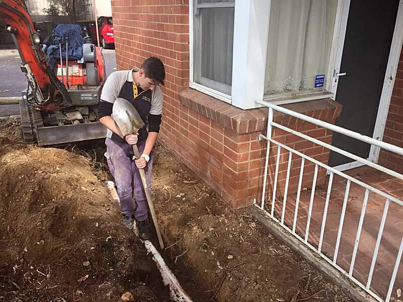 Emergency drain repairs in Canberra