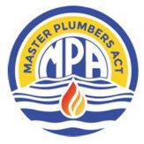 Master Plumbers ACT Consumer Guarantee logo